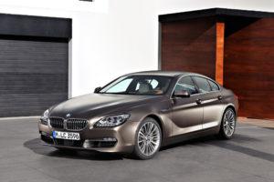 Der neue BMW 6er Gran Coupe