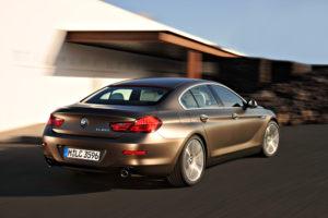 Ab 79.500 Euro wird der 6er Gran Coupe zu haben sein