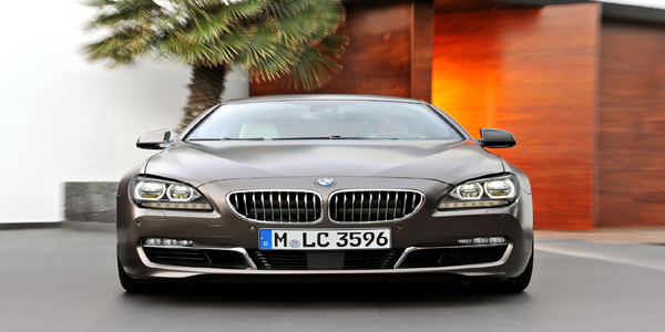 BMW 6er GC v vs