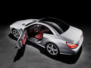 Zu Einführung der neuen SL-Klasse-Sondermodell Edition 1