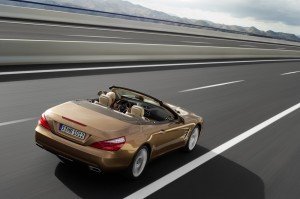 Neuer Mercedes SL ab sofort bestellbar