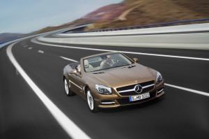 SL-Klasse von Mercedes