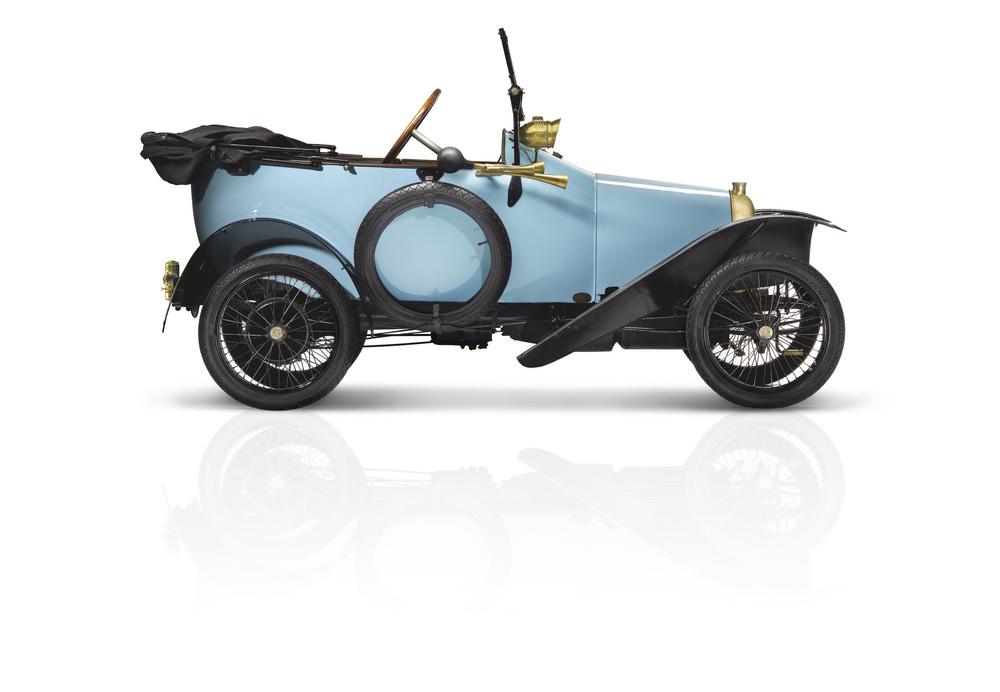 100 Jahre Peugeot Bebe-Der Siegeszug des Kleinwagens hatte begonnen