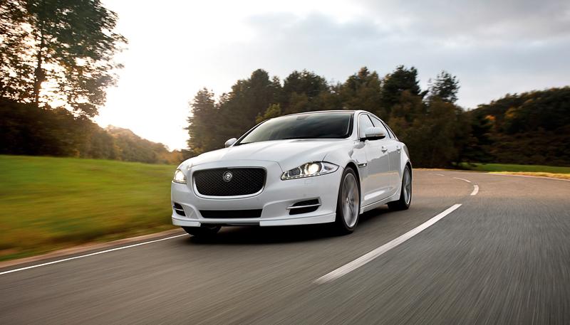 Jaguar XJ mit Sport und Speed Pack
