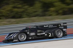 Audi testet den LPM1 für die Saison 2012