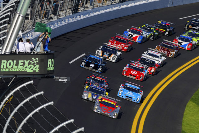 24h von Daytona 2012- 50.Jubiläum des Sportwagenklassikers