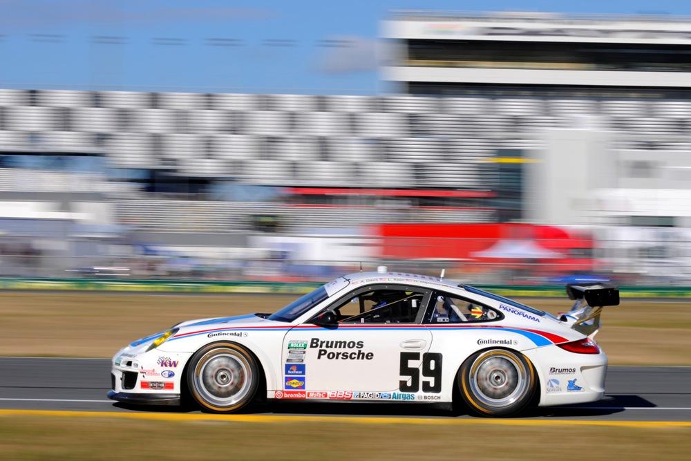 24h Daytona Andrew Davis geht von der Pole Position in die 24 Stunden von Daytona