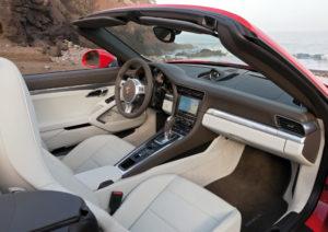 Markteinführung März 2012 des neues Porsche 911 Cabriolet