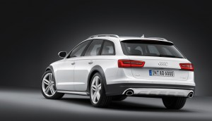 Neuer Audi A6 allroad quattro komplettiert A6 Modellreihe