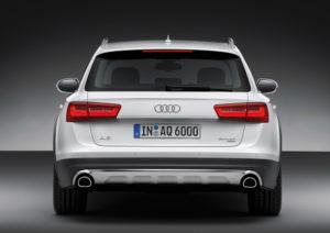 Neuer Audi A6 allroad quattro