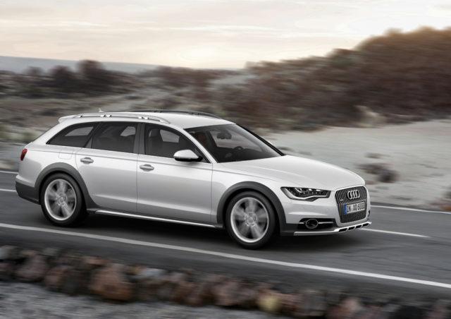 Neuer Audi A6 allroad quattro ab Frühjahr 2012 im Handel