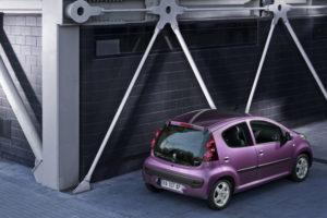 Peugeot 107 auch als Sondermodell Envy  erhältlich
