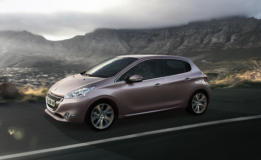 Neuer Peugeot 208 ab April im Handel