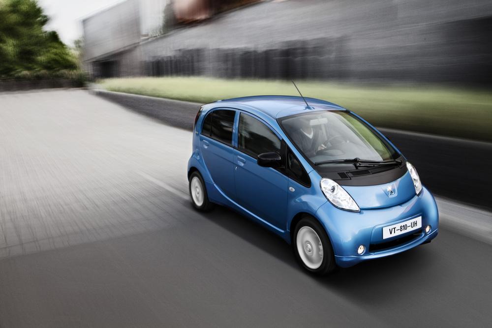 Nicht mehr nur Leasing-Ab sofort wird der Peugeot i0n zum Kauf angeboten
