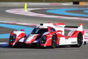Nachfolger der legendären TS010 und TS020 der TS030 beim Roll-Out Circuit Paul Ricard, Frankreich