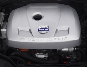 Volvo XC60 Plug in Hybrid Vierzylindermotor mit Power eines Sechszylinders