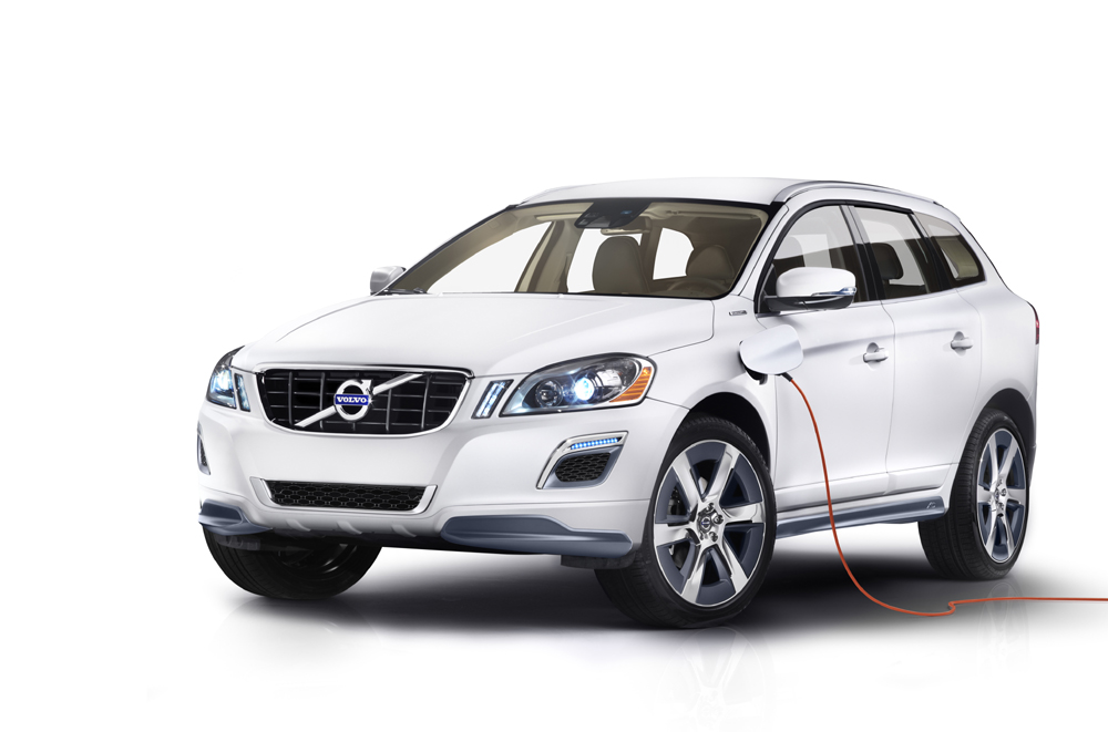 Volvo XC60 Plug in Hybrid Concept