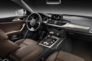 Neuer Audi A6 allroad quattro Innenraum