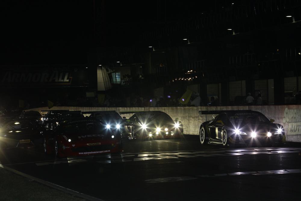 12h Bathurst Audi gewinnt zum zweiten mal in Folge die 12 Stunden