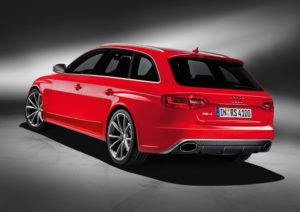 Audi RS 4 Avant 2012 alltagstauglicher Sportle