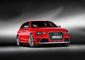 Audi RS 4 Avant 2012