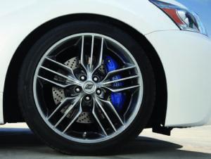Lexus mit neuer Ausstattungsvariante F Sport auf dem Genfer Autosalon 2012
