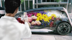 Toyota Diji Studie Europapremiere auf dem Genfer Autosalon 2012