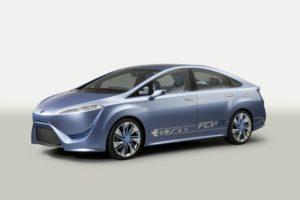 Toyota FCV-R Konzept der nächste Schritt zur Serienproduktion von Fahrzeugen mit Wasserstoffantrieb