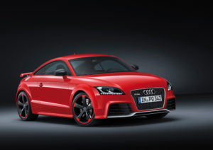Audi TT RS plus ab Frühjahr 2012 im Handel