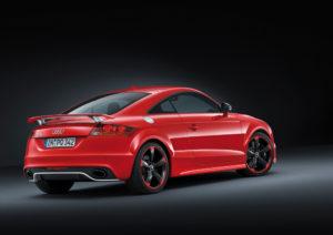 Audi TT RS plus Leichte Karosserie in der Audi Space Frame-Bauweise