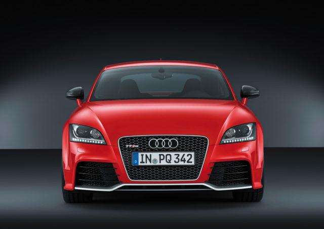 Audi TT RS plus Kraftpaket mit 360 PS