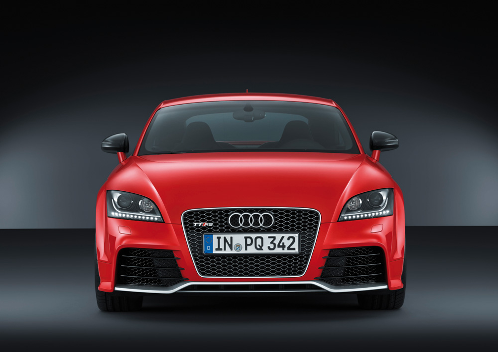 Audi TT RS plus Kraftpaket mit 360 PS