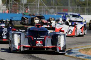 WEC - 12h Sebring 2012 letztes Rennen für den Audi R18 TDI