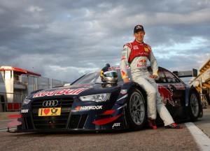 Audi A5 DTM 2012 Mattias Ekström