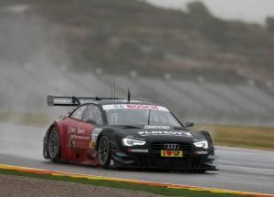 Audi A5 DTM Edoardo Mortara DTM Saison 2012