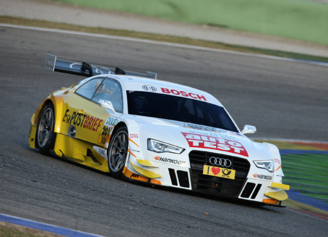 Audi A5 DTM Timo Scheider DTM Saison 2012