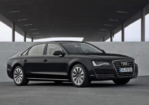 Audi A8 hybrid Markteinführung Mai 2012