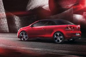 Das neue Volkswagen Golf GTI Cabriolet
