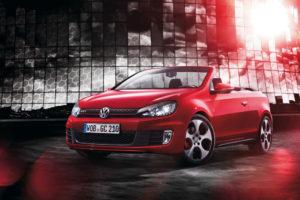 Das neue Volkswagen Golf GTI Cabriolet Weltpremiere auf dem Genfer Autosalon