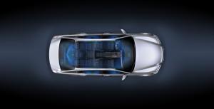 Lexus GS450h Mark Levinson Surround System mit bis zu 17 Lautsprechern