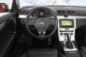 Innenraum Volkswagen Passat Alltrack