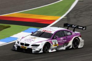 Andy Priaulx Platz 6 Hockenheimring 2012 BMW M3 DTM