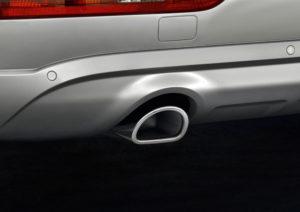 Audi Q5 Facelift mit abgeflachten Endrohren