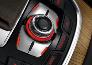 Audi Q5 Facelift Medienzentrale