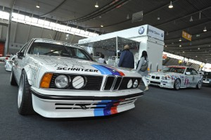 BMW 635 CSI von 1984 bis 1986 in der DTM erfolgreich unterwegs