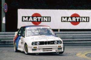 BMW M3 E30 ab 1987 in der DTM erfolgreich