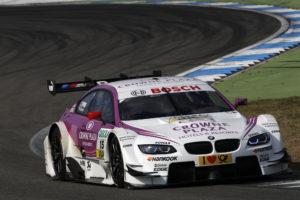 BMW M3 DTM 2012 bei Testfahrten