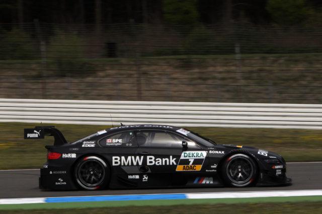 Bruno Spengler BMW Team Schnitzer