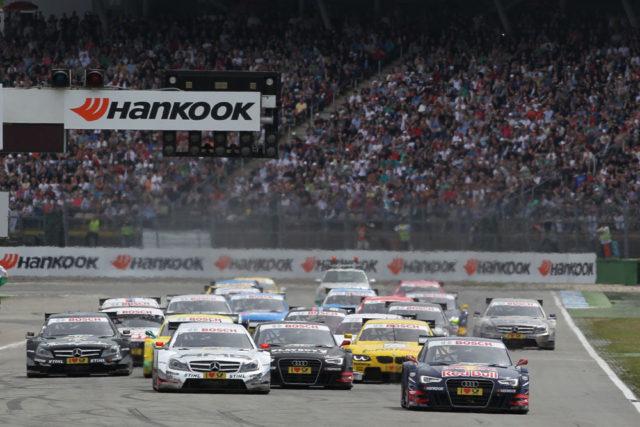 DTM Saison 2012 Start einer neuen Ära