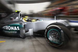 Formel 1 GP von China Nico Rosberg gewinnt seinen ersten Formel 1 GP